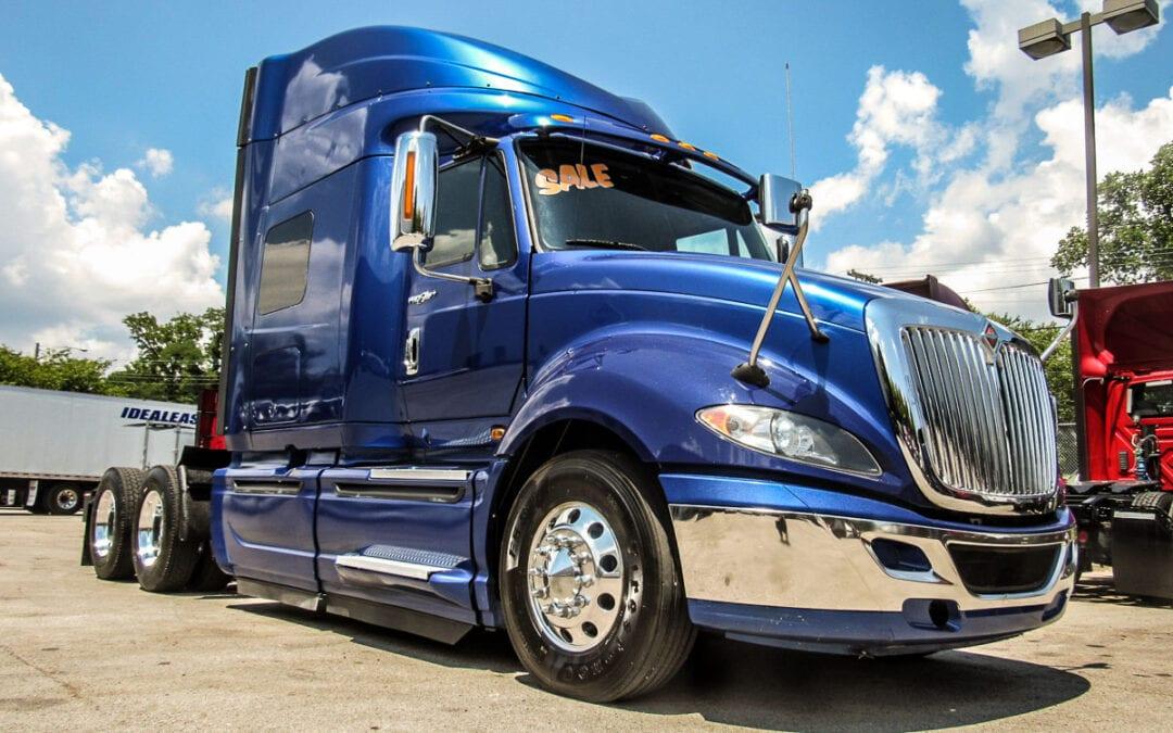 Featured Used Truck – 2014 International Prostar