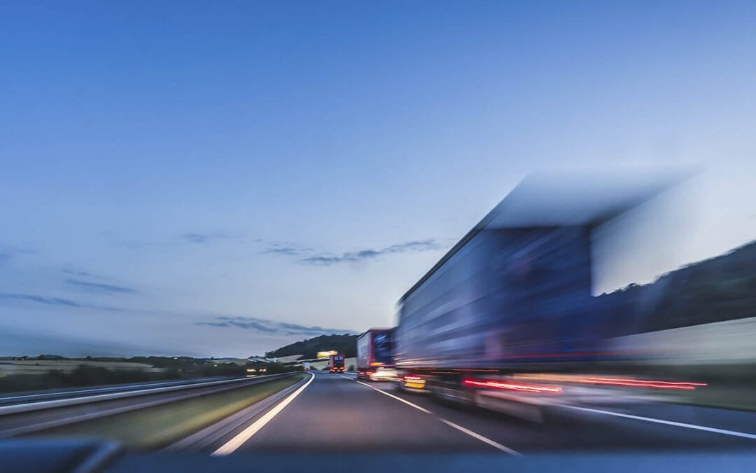 CVSA's Operation Safe Driver Week Set for July 14-20 with a Focus on Speeding