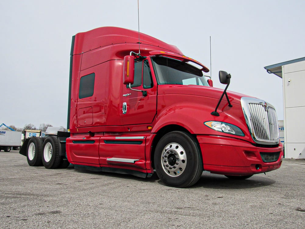 International Truck, Lease/Rental, IC Bus: Cumberland