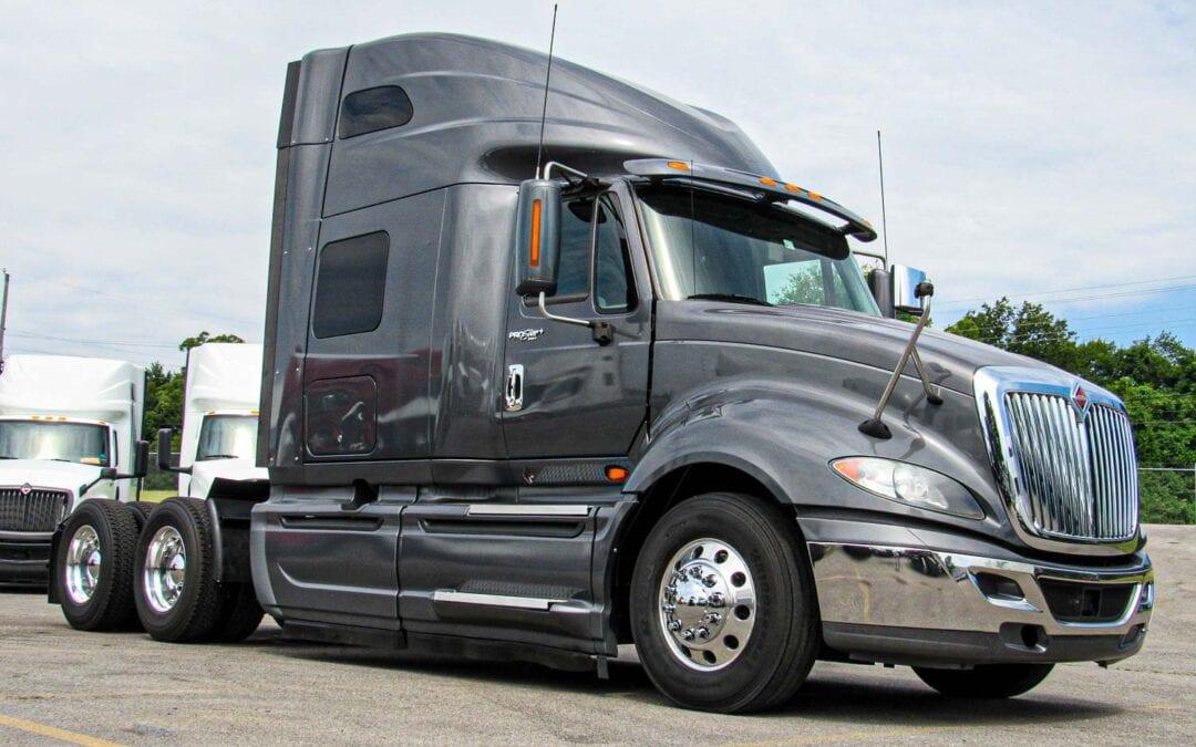 2015 International Prostar Eagle – Featured Used Truck