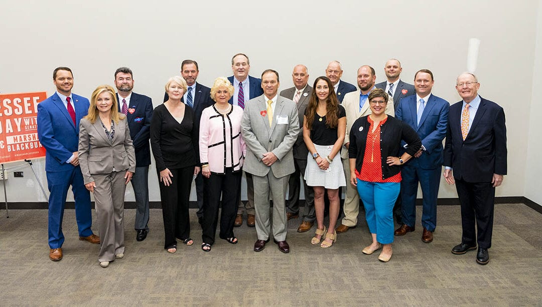 Tennessee Trucking Association Awards Holly Czuba the Bill Reed Memorial Travel Grant