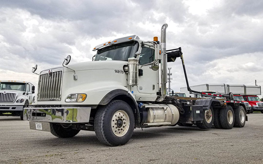 2014 International 5900i Paystar – Featured Used Truck