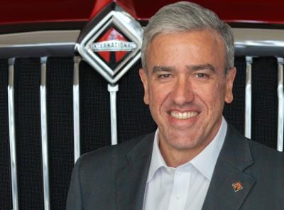 Navistar Appoints Persio V. Lisboa President And Chief Executive Officer