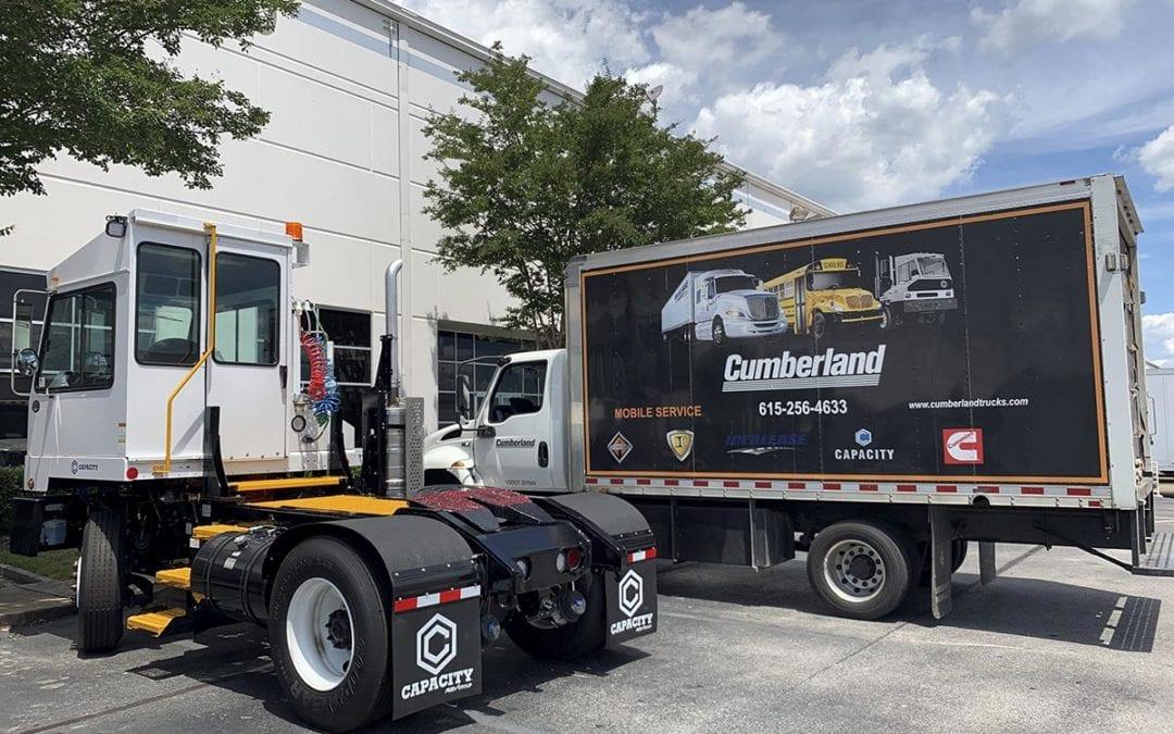 Capacity Expands Cumberland International's Territory  into Northern Florida
