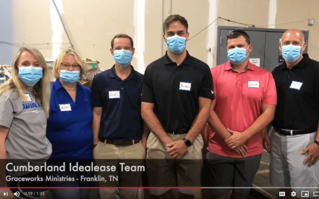Cumberland Featured as Part of Idealease Cares During Annual Idealease Meeting