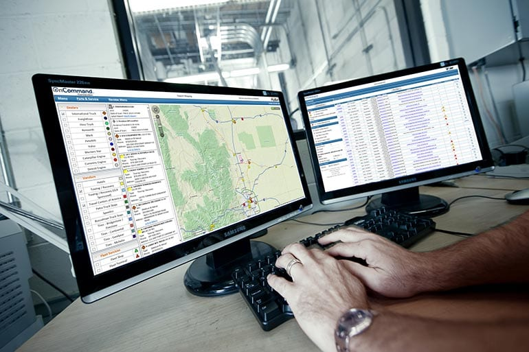 Manage Your Fleet and Increase UPTIME with OnCommand Connection