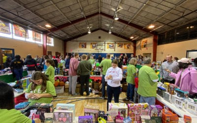 Haulin' for the Holidays – 2020 Toy Drive Benefiting Youth Encouragement Services