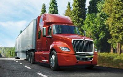 International® Truck Adds Enhanced Driver Safety Capabilites