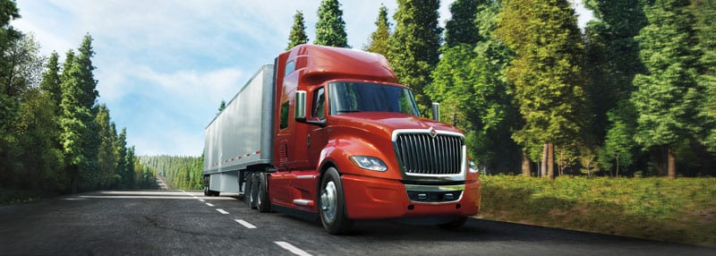 International® Truck Adds Enhanced Driver Safety Capabilites