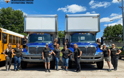 Vote for Cumberland! Women in Trucking Association Annual Photo Contest
