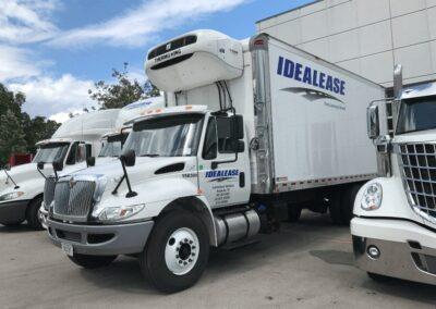 International DuraStar Reefer Truck