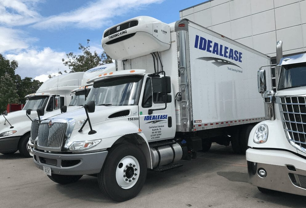 International DuraStar Reefer Truck