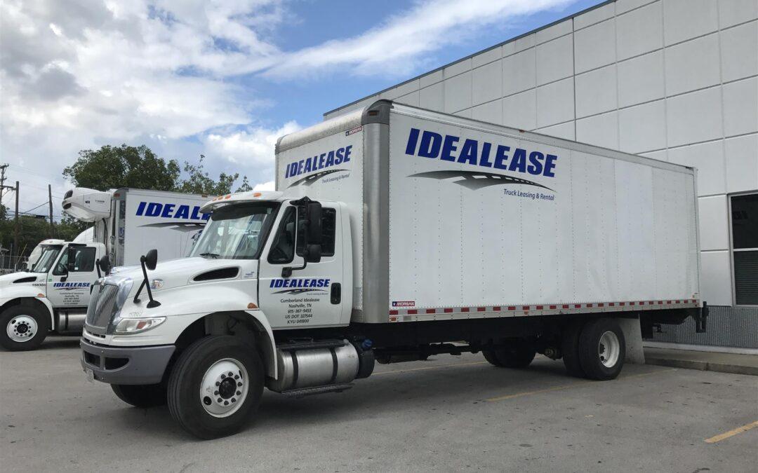 International 4300 Truck
